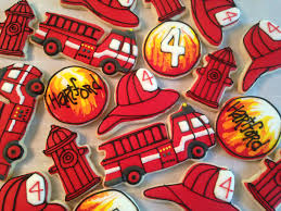 100 Fire Truck Cookie Cutter 5 Fighter S Hydrant Dog Hat Birthday