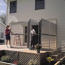 patio mate 10 panel screen enclosure 09322 patio mate 10 panel screen enclosure 09322 white with gray roof