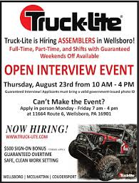Trucklite Open Int. Ad 3x7.25 GAZ 8-9-18.pdf | Wellsboro Gazette ... Led Bulbs For Trucks Inspirational Truck Lite R 36 Series Dual Custom Oval Rubber Grommets For Automotive Light Buy Cable Similiar Model 60 Strobe Tube Keywords Ledglow Tailgate Led Bar With White Reverse Lights Trucklite Grommet Lamps 60700 Youtube Signal Stat At Wiring Diagram Lambdarepos Trucklite 1 Bulb Yellow Incandescent Rear Lite Tail Harness Data Diamond Shell 26 Diode Red Trucklite Open Int Ad 3x725 Gaz 8918pdf Wellsboro Gazette