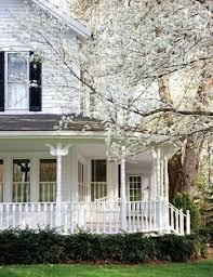 Beautiful Porch Of The House by Beautiful House With White Porch I Classic Style Homes
