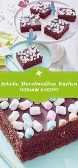 heute verzieren wir unseren kuchen mit marshmallows