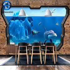 wall mural decorations 3d ceramic wall tile dolphins picture 3d
