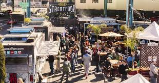 100 Best Food Trucks In San Francisco S First Permanent Truck Park Beer Garden And