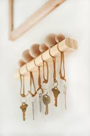 Decorative Key Rack For Wall by Best 20 Wooden Key Holder Ideas On Pinterest Mail Holder Key