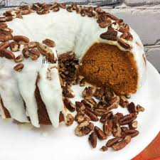 Cake Mix And Pumpkin by Easy Pumpkin Bundt Cake I Heart Recipes