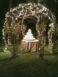 Wedding Cake For Outdoor