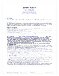 Resume Sample Template Java Developer J2ee Jobs In