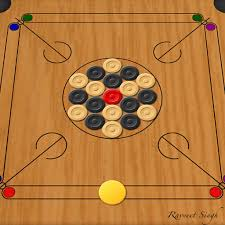 The Game Of Carrom