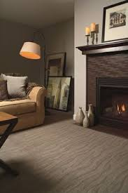 Textured Carpet And Modern Tile Add A Contemporary Touch To An Otherwise Traditional Room See
