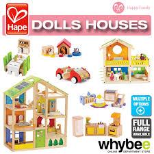 Hape Kitchen Set Nz by Hape Happy Family Dolls House Full Range Of Wooden Houses U0026 Rooms
