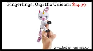 Fingerlings Gigi The Unicorn 1499 Shipped