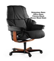 Stressless Chairs Stressless Magic Medium Chair Stool With