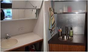 Remodeling Airstream Trailer Bathroom