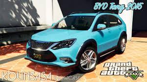 GTA 5 BYD Tang 2015