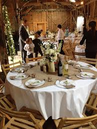 Chic Rustic Wedding Table Decorations 1000 Ideas About Tables On Pinterest