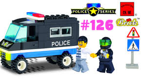 Lego City POLICE PATROL CAR. Brick Enlighten 126 Police Truck. Stop ... Lego City 60194 Arctic Scout Truck Purple Turtle Toys Australia Amazoncom Lego Police Car Games City Mobile Unit 60044 Overview Boxtoyco Undcover Complete Walkthrough Chapter 2 Guide Tow Trouble 60137 Walmartcom Itructions 7638 9 Awesome Building Sets For Young Makers Grand Prix 60025 Review Video Dailymotion Mountain Headquarters 60174 Here Is How To Make A 23 Steps With Pictures Ebay