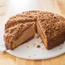 Coffee Cake With Pecan Cinnamon Streusel