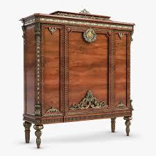 100 Bertolini Furniture Chest Of Drawers Arte 3D Model 39 Max Obj Fbx Free3D