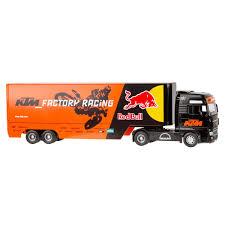 100 Redbull Truck Miniatuur KTM Man TGX Red Bull 132 Maciag Offroad