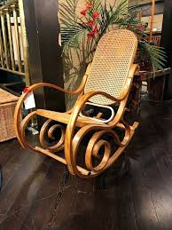 Cane Back Rocking Chair – Saunapros.info