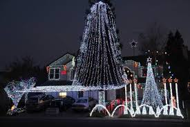 Clovis Christmas Tree Lane by Best Christmas Lights And Holiday Displays In Elk Grove