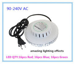 aliexpress buy ufo portable led rgb mini stage lights 8w rgb