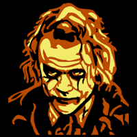 Joker Pumpkin Carving Patterns by Heath Ledger Joker Stoneykins