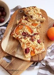 streusel mohnkuchen mit quark und aprikosen rezeptebuch