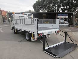 The Tommy Gate Lift N Dump Series Tailgate Lifter | Maxilift Australia