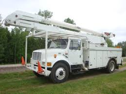 USED 1995 INTERNATIONAL 4900 FOR SALE #2049