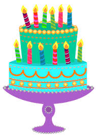The following birthday cake graphics are in format and will size to A3 on the images and link text to open the pages