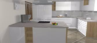 nobilia musterküche qualitativ weiße hochglanzküche in l