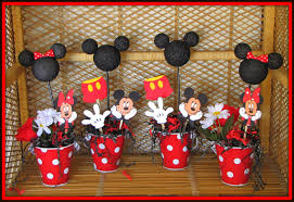 Mickey Mouse Home Decor Birthday Decorations — Oo Tray Design