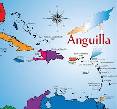 See Maps Of The Caribbean And Anguilla