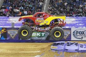 Monster Jam' To Fly High At Myrtle Beach Speedway | Myrtle Beach Sun ... Monster Truck Show During Jam Katowice Poland Stock Photo Top 10 Scariest Trucks Trend Mcdonalds Happy Meal Toys 2015 World Finals Xvii Garage 16 Wiki Fandom Powered Backwards Bob Surprise Egg Learn A Word Minions Kinder Backward Bob Tote Bag For Sale By Linda Troski Backwards Angel Stadium Freestyle My Favorite Truck Youtube Pgh Momtourage Ticket Giveaway Backwardsbob Hashtag On Twitter Motor