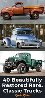 100 Ford Trucks Through The Years 40 Beautifully Restored Rare Cool Stuff Classic