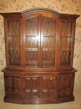 Ethan Allen Maple Dry Sink by Ethan Allen Maple China Cabinets Ebay