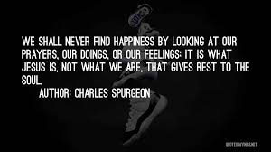 Prayer Spurgeon Quotes By Charles