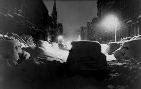 Halloween City Jackson Mi 2014 by The Great Blizzard Of 1947 Photos Of New York Buried In White