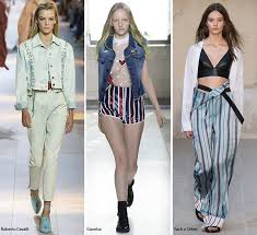 Spring Summer 2016 Fashion Trends 90s