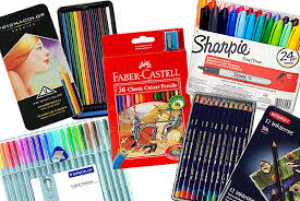Top 10 Coloring Materials For Adult Books