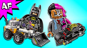 100 Batman Truck Accessories Lego Movie TWOFACE Double Demolition 70915 Speed Build YouTube