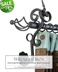 Decorative Metal Traverse Curtain Rods by Http Www Designerdraperyhardware Com Tms Menagerie Casa
