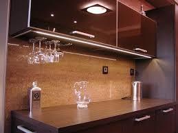 cabinet led lighting strips innovative kitchen