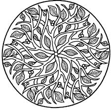 Mandala Coloring Pages Printable Free Mandalas To Color For Adults Book Colouring Full Size