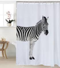 Zebra Curtain by Discount Black Zebra Curtains 2017 Black Zebra Curtains On Sale