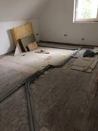 fußbodenaufbau auf holzbalkendecke