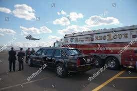 100 Truck Limos Editorial Stock Photo Of One Presidential Limos FDNY Rescue 1 Truck
