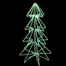 AQLIGHTING LED Rope Light Christmas Tree