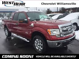 100 West Herr Used Trucks 2013 Ford F150 XLT CHS181407A For Sale In Williamsville NY